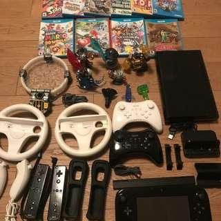 Wii U + tons more stuff