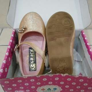 Glitter shoes size 24