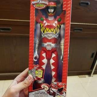 Power ranger red dino megazord