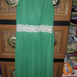 longdress hijau