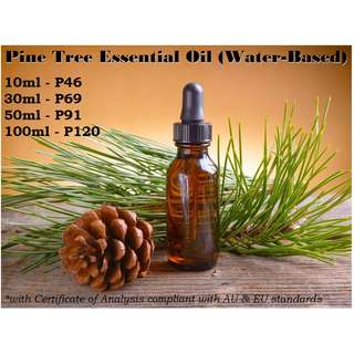 Pine Tree Essential Oil (Water-based) for Air Humidifier / Diffuser & Others