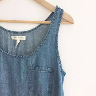 Life In Progress Jean Tank