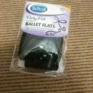 Party Feet Ballet Flats Size Au 6/7