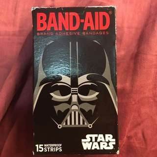 Star Wars Band-Aid