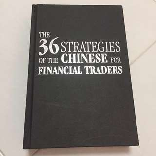 36 Strategies For Financial Traders