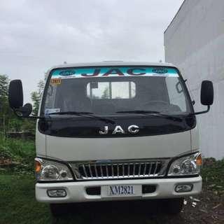 Panambak Lipat Bahay Truck for Rent