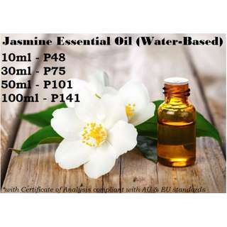 Jasmine Essential Oil (Water-based) for Air Humidifier / Diffuser & Others