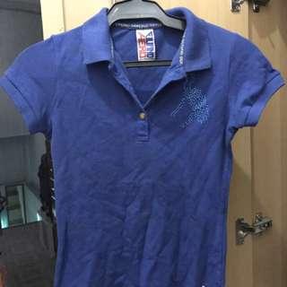 Royal blue Polo Shirt