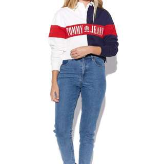 Tommy Hilfiger 90s Crop top