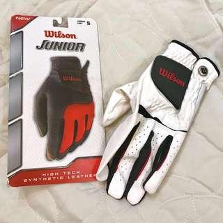 Wilson Golf Gloves (Junior Left)
