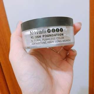 Navalli Hill 控油定妝透明蜜粉