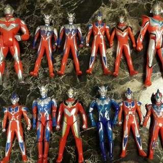 Ultraman Set of 12