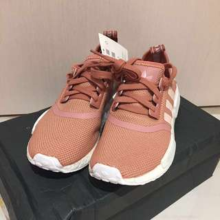Adidas NMD R1 W 粉色 球鞋
