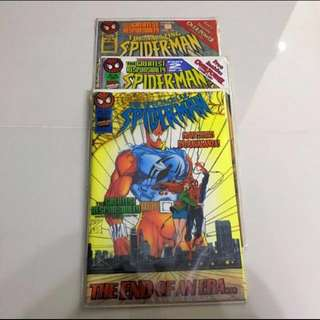 "Marvel Amazing Spider-Man ""Greatest Reponsibility"" comic Marvel Comics"