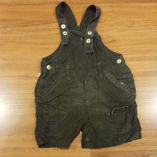 Trudy teddy rompers