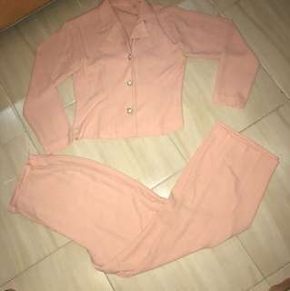 💟2pcs OL Suits