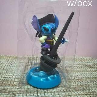 Stitch Pirate Figure