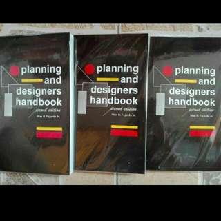 Planning And Designer's Handbook