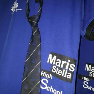 Maris Stella High Sch uniform