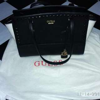 Guess Leather