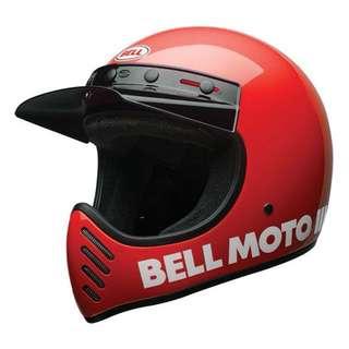 BNIB Bell Moto III