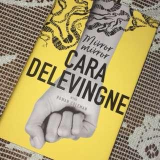 🌿INS Mirror Mirror Cara Delevingne Book #1212YES
