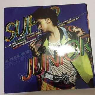 """Super Junior: """"Mr. Simple"""""""