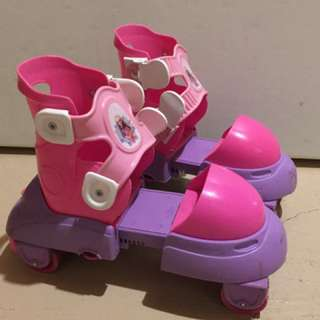 Roller Barbie 2in1