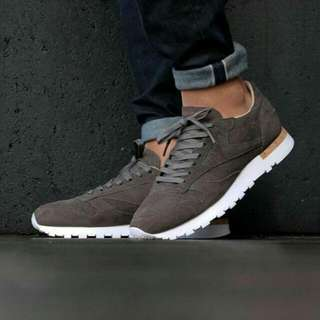 Sepatu REEBOK Cl Classic Leather Original