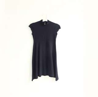 SALE! Zara Black Dress