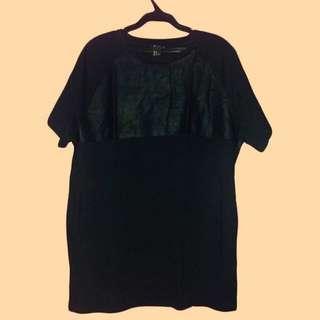H&M Black Tshirt