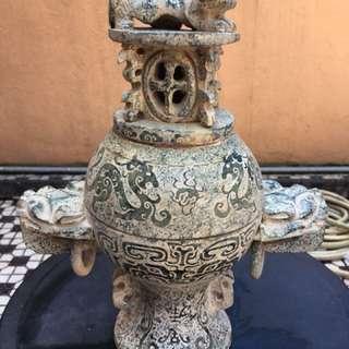 Chinese historical vase