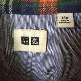 🚚 兒童長袖襯衫