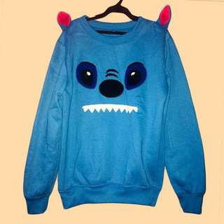 STITCH Character Pullover