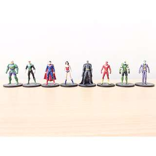 Justice League Mini Figz Set