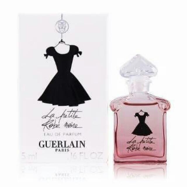 嬌蘭-小黑裙香氛系列-淡香精5ml