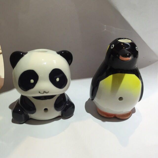 電熱薰香燈(企鵝款)
