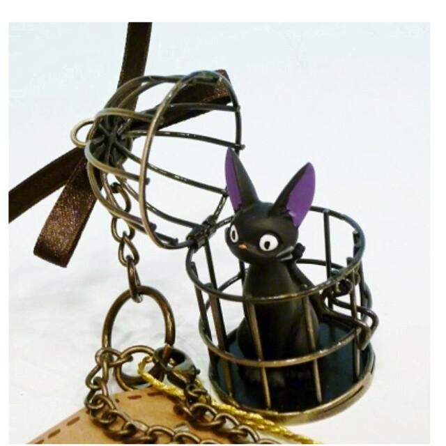 魔女宅急便,黑貓吊飾