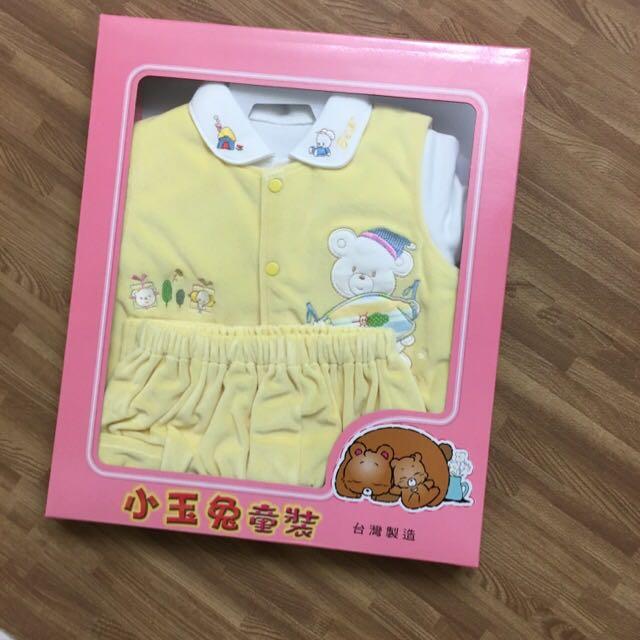 寶寶滿月禮盒 彌月禮盒 台灣製