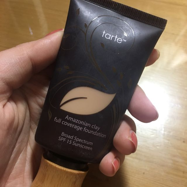 免郵 Tarte 粉底液 Light Sand Kelly愛用款