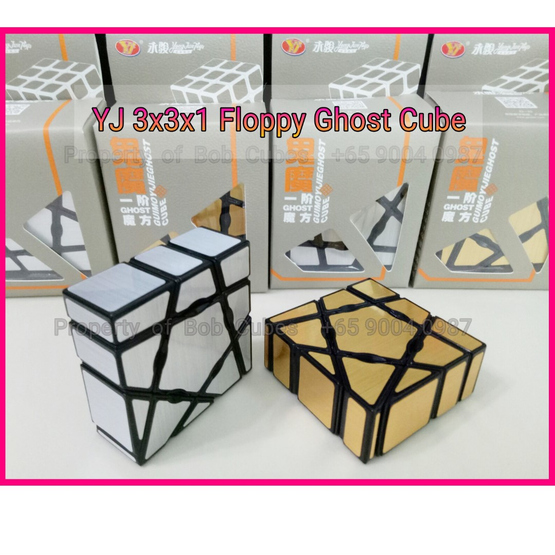 - YJ 3x3x1 Floppy Ghost Cube for sale ! Brand New