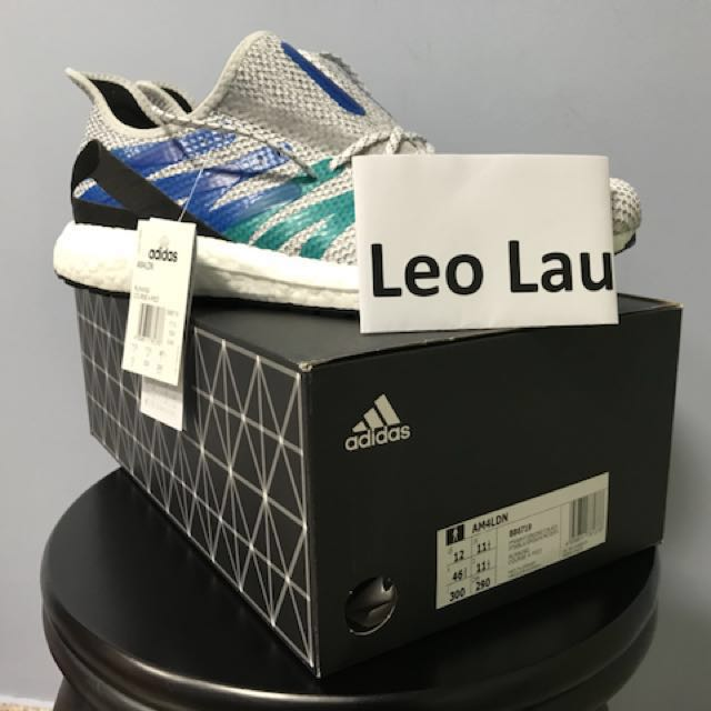 low priced 0af97 c369a Adidas Ultra Boost Ultraboost Speedfactory AM4LDN (Made for London ...