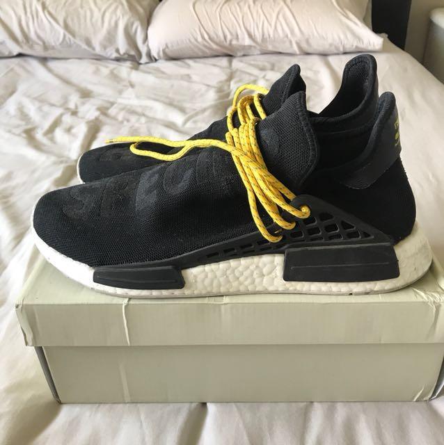 Adidas X Pharrell Hu MMDs US12