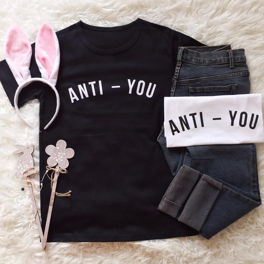 Anti You Tshirt