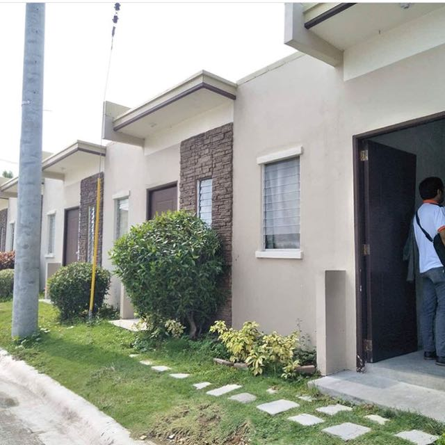 As low as 3K per month house and lot for sale!