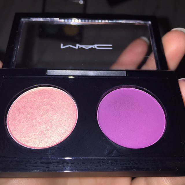 *AUTH* MAC Duo eye shadows