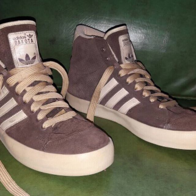 Authentic Adidas Dakota Hi-cut