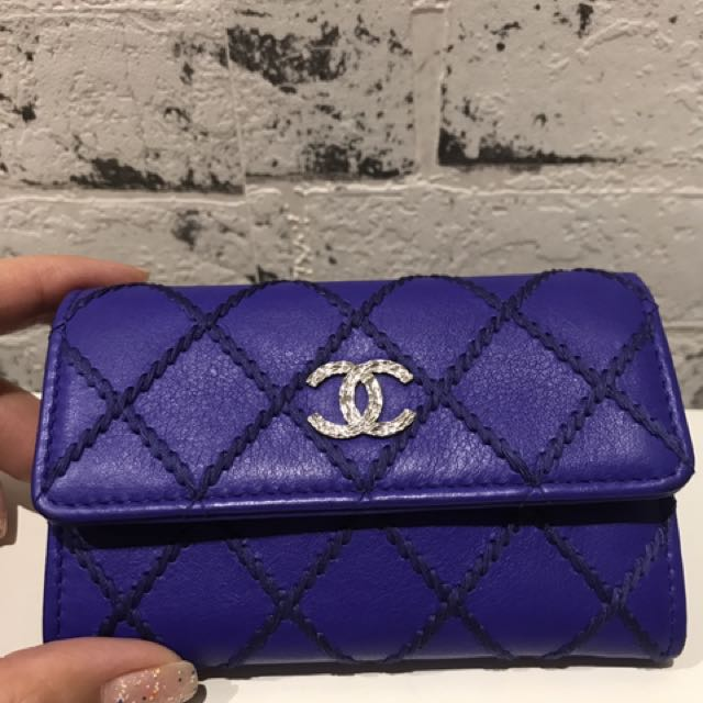 Authentic chanel Card Holder Rrp 520