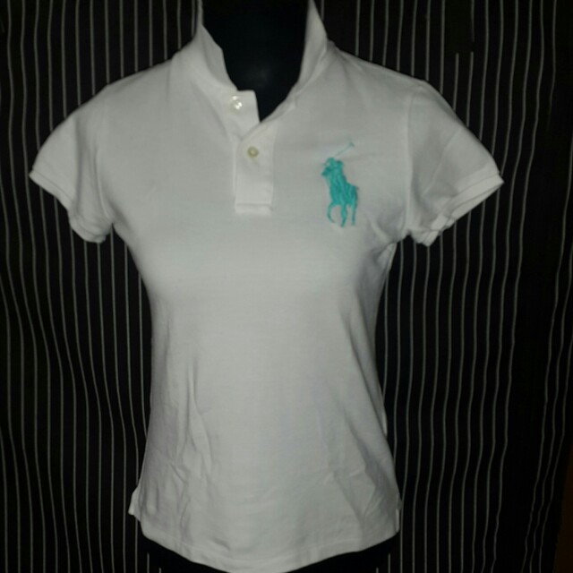 "Authentic Ralph Lauren ""big pony"" skinny polo"