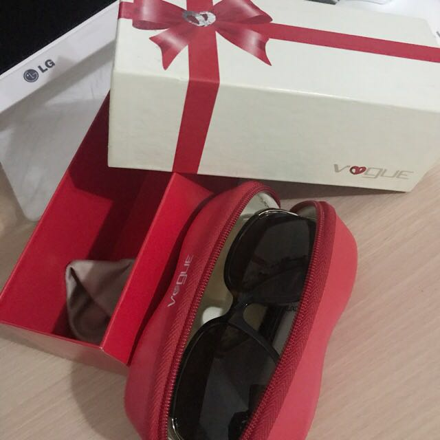 authentic Vogue Sunglasses